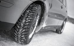 Николаевские ГАИшники обратились к водителям с просьбой сменить резину автомобиля на зимнюю
