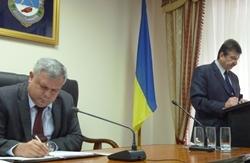 При Николаевской облгосадминистрации прошло заседание коллегии управления жилищно-коммунального хозяйства (Фото)