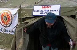 В Николаевской области уже работает 94 пункта обогрева