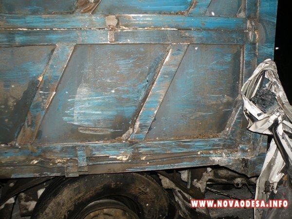 На трассе между Новой Одессой и Вознесенском произошло жуткое ДТП. Есть погибшие (Фото)