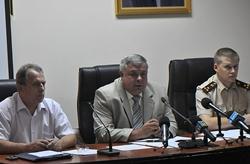Геннадий Николенко провел внеочередное заседание региональной комиссии по вопросам техногенно-экологической безопасности и чрезвычайных ситуаций при ОГА