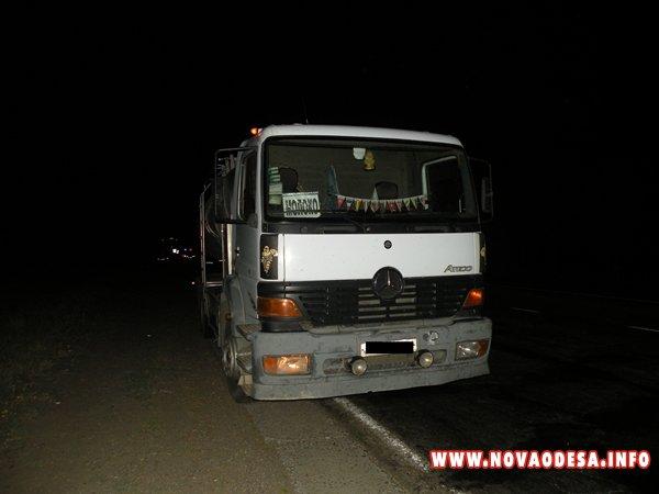 Возле Новой Одессы пьяный водитель устроил жуткое ДТП. Есть пострадавшие (Фото)