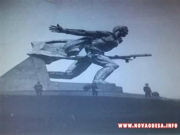 Как в Новой Одессе появился Курган Славы (Фото)
