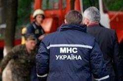 В Новой Одессе горели хозяйственные постройки