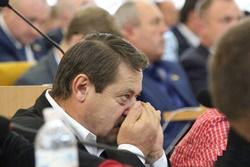 Скандальный глава Новоодесского райсовета избил депутата Николаевского областного совета