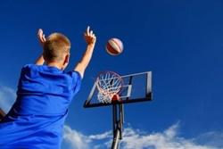 В Новой Одессе прошёл 2 тур чемпионата района по баскетболу