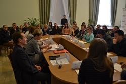 В Николаеве представители разных структур обсуждали проблему торговли людьми за границу (Фото)