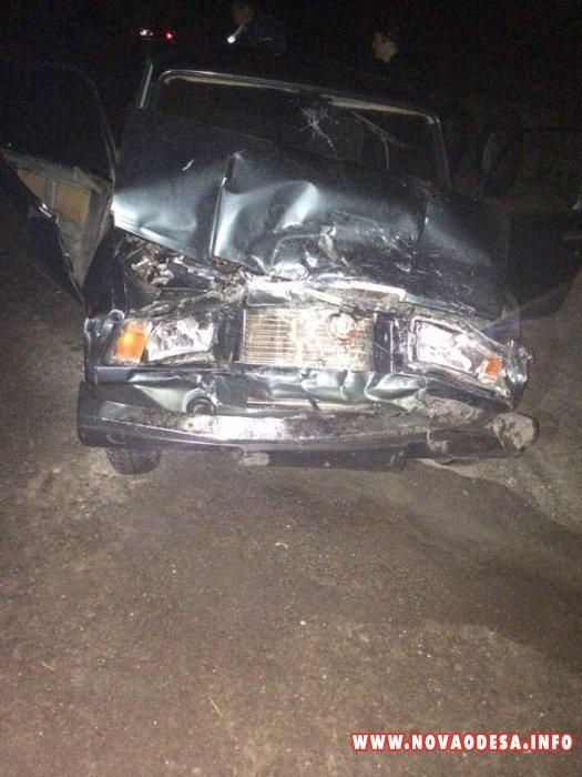 Возле Николаева машина с полицейскими попала в жуткое ДТП (Фото)