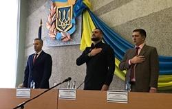 Губернатор Николаевщины представил нового председателя Новоодесской РГА Романа Сташука