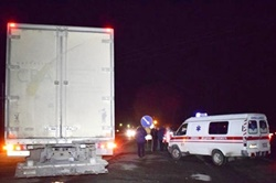 Между Новой Одессой и Николаевом грузовик сбил двух пешеходов и один из них умер на месте (Фото+18)