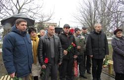В Новой Одессе почтили память ликвидаторов аварии на ЧАЭС
