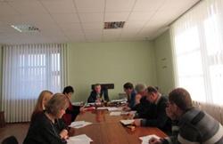 В Новоодесской РГА состоялась рабочая встреча по по вопросу активизации процесса объединения общин