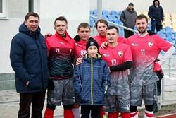 На турнире по футзалу команды из Новоодесского района провели ряд успешных матчей
