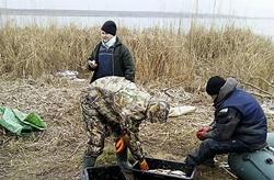 В Новоодесском районе снова поймали браконьеров которые нанесли ущерб на несколько десятков тысяч гривен