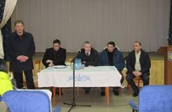 В селе Константиновка Новоодесского района прошли общественные слушания