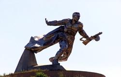 В День освобождения Новоодещины от фашистских захватчиков почтили память погибших