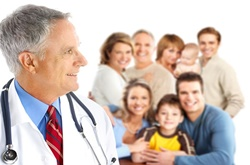С 2 апреля жители Новоодесского района могут выбрать себе семейного врача и заключить с ним договор