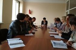 В Новоодесской РГА прошло заседание оргкомитета по почтению в районе 32-й годовщины Чернобыльской катастрофы