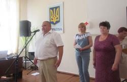В Новой Одессе поздравили медицинских работников с профессиональным праздником