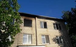 В Новоодесском районе произошел трагический пожар в котором погиб мужчина
