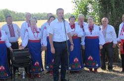 В Новоодесском районе отметили праздник первого снопа