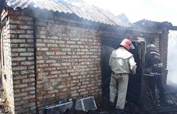 В Новой Одессе снова произошел пожар в частном домовладении