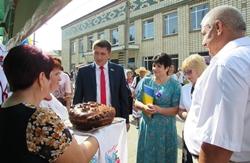 Новоодесский район отметил своё 95-и летие (Фото)