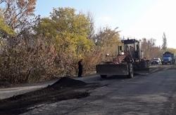 Между Новой Одессой и Еланцем начали ремонтировать дорогу