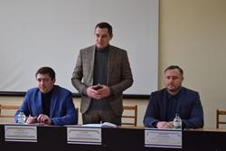 Заместитель губернатора ознакомился с ходом образовательной и медицинской реформ в Новоодесском районе