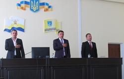 В Новой Одессе прошло заседание ХХVІІІ сессии районного совета седьмого созыва