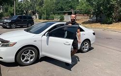 Прокурор Новоодесского района, вернул бизнесмену машину, которую мошенническим путём отобрал в 2013 году