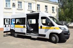 В Новоодесском районе работает Служба по перевозке людей с инвалидностью