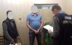 В Николаеве задержали на взятке члена региональной комиссии фонда поддержки сельского хозяйства