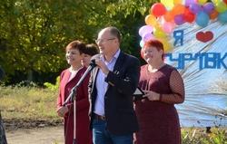 В селе Гурьевка Новоодесского района, с размахом отпраздновали День защитника Украины (Фото)