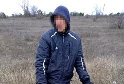 В Новой Одессе поймали мужчину который украл велосипед
