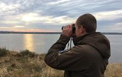 В Новоодесском районе у браконьера обнаружено 184 кг рыбы (Видео)