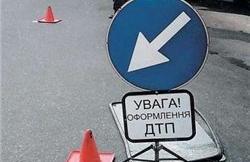Начальник внутренней безопасности Николаевской милиции попал в ДТП